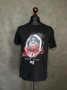 Nate Diaz UFC 202 T-Shirt Size L
