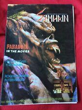 SAMHAIN #13 FEB/MAR 1989 UK HORROR FANZINE