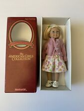 Miniature American Girl Kit Vinyl Doll And Book, NIB, Price Reduced
