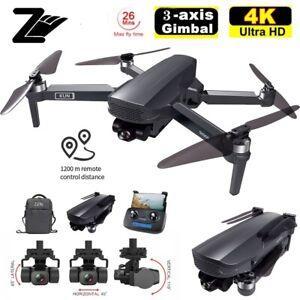2021 NEW  SG908  4K Professional Camera 5G GPS WIFI Three-Axis Gimbal Drone