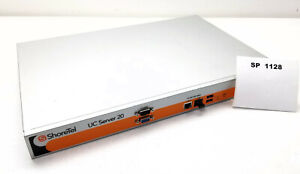 ShoreTel UC 20 Unified Communications Server 600113202 10108015G2A Stock #SP1128