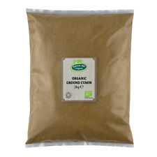 Organic Ground Cumin (Powder) 2kg Certified Organic