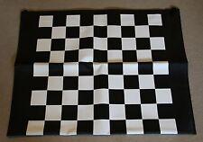 Classica FIAT 500 F L R FIAT 126 Black & White a scacchi SOFT TOP TETTO APRIBILE ABARTH
