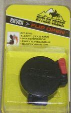"Butler Creek Scope Cover Flip Open #07 Eye 1.457"" NEW"