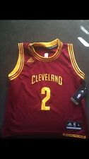 NBA Adidas Kyrie Irving Uncle Drew Cleveland Cavaliers Brand New Jersey!