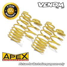 Apex 30mm Lowering Springs for Audi A4 Saloon 2.0TDi 2WD (B8) (08-) 10-7400