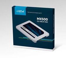 """Crucial MX500 SSD 1TB SSD Interno SATA  2.5"""" CT1000MX500SSD1"""