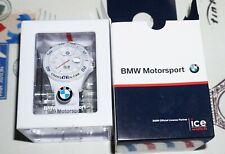 Ice Watch BMW Motorsport BM.SI.WE.B.S.13 white - unbenutzt in OVP
