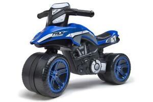 Falk Racing Team Moto - Unisex - Blau - Laufrad
