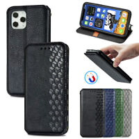 Case For Apple iPhone 12/ Pro/ Max Luxury Slim Leather Flip Wallet Cover Stand