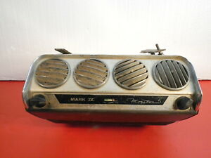 Vintage Lincoln Mark 4 accessory Under dash air conditioner conditioning 60's