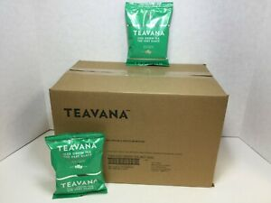 Starbucks Teavana Iced Green Tea Mint Citrus, Case of 36 packages, 05/2021