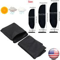 Hanging Umbrella Cover Waterproof For Hanging Off Cantilever Garden Parasol US