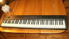 korg sp 200 weighted key piano keyboard synthesizer good condition