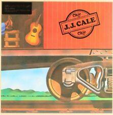 Okie  JJ Cale Vinyl Record