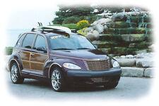 2001-2005 PT CRUISER CHROME GRILL KIT