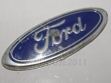 FORD ESCORT MK2 RS2000 CORTINA CAPRI CLASSIC CAR GRILL BOOT OVAL BADGE POOR BLUE