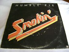 "HUMBLE PIE, LP, ""SMOKIN' ""  A&M SP-4342"