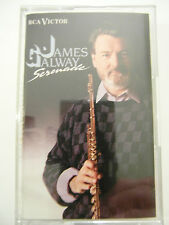 James Galway - Serenade - Album Cassette Tape, Used very good