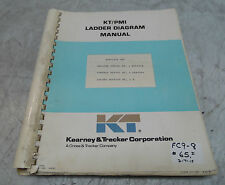 Kearney & Trecker Kt/Pmi Ladder Diagram Manual, Version 5, Control# 5883308