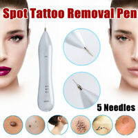 Electric Portable Laser Mole Freckle Wart Dark Spot Removal Pen Beauty Machine
