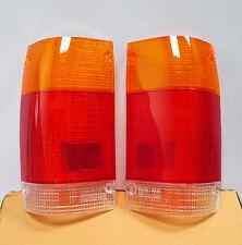 2x LHS RHS Rear tail light lens Mazda Bravo B2000 B2200 B2600 1988-1997 PICKUP