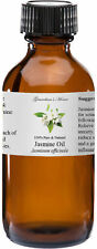 Jasmine Essential Oil - 2 oz - 100% Pure and Natural - Free Shipping