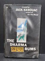 Dharma Bums - Jack Kerouac - Viking 1958 possible 1st Edition/1st Print HC DJ