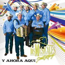 David Lee Garza, David Garza Lee Y Los Musicales - Y Ahora Aqui [New CD] Digipac