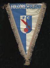 Gagliardetto Calcio (25x30 circa) FC Folgore Cisliano