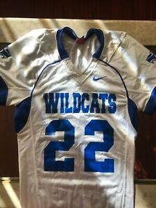 University of Kentucky Wildcats Football Nike Football Jersey #22, Small