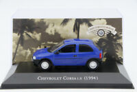 Altaya 1:43 Chevrolet Corsa 1.0 1994 Car Diecast Models Metal Auto Collection