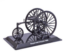 MODELLO BICICLETTA BICYCLE IN METALLO - ROYAL MAIL TRICYCLE 1880 - Scala 1:15