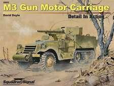 M3 Gun Motor Carriage Detail in Action (Squadron Signal 39002)
