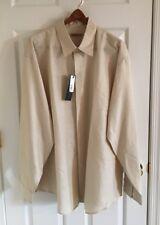 DONNA KARAN New York Signature Vintage Collared Dress Shirt XXL *NEW* Nice RARE!