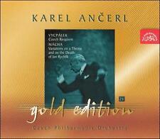 Vycpalek Czech Requiem / Macha Variatios (Ancerl Gold Edition, Vol. 21), New Mus