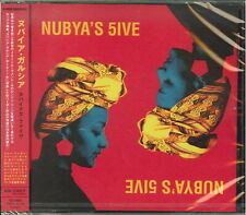 NUBYA GARCIA-NUBYA'S 5IVE-JAPAN CD F30