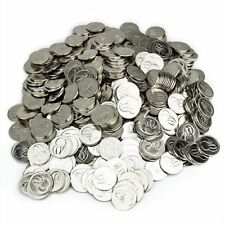"Bulk Lot of 1000 Double Cherry Nickel 0.984"" Casino Slot Machine Tokens Coins"