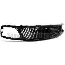For 1999-2003 Ford F150/ 1999-2002 Expedition Vertical Style Grille Black