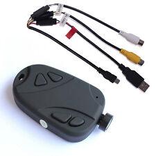 Mini DVR 808 #16 V3 -Lens D Car Key Chain Micro Camera HD 720P  Pocket Camcorder