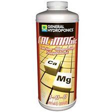 General Hydroponics CALiMagic 32 oz Quart qt - calcium magnesium supplement cal