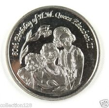 New listing Pitcairn Islands Commemorative Coin, 80th Birthday of H.M. Queen Elizabeth Ii
