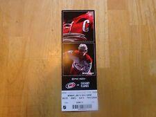 Karri Ramo 1st NHL Shut-Out Ticket   Free s/h
