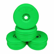 DE Racing DERPSB8G Speedline Plus Buggy Wheels for 1 8 Buggy GREEN