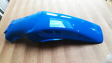 Honda CR 125 250 500 Blue Plastic Rear Fender Peak Pro Circuit 90 91 1992 - 2001