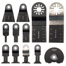12Pcs Oscillating MIx Saw Blades Multi Tool Cutter Bosch Dewalt Porter Dremel US