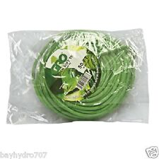 Gro1 Garden Soft Twist Tie Plant Strapping - 50' ft SAVE $$ W/ BAY HYDRO $$