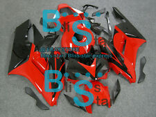Red Glossy INJECTION Fairing Kit Fit Honda CBR1000RR 2004-2005 14 A4