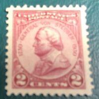 Baker's Dozen (14) MNH 2c - Scott#: 689 - General Von Steuben 053