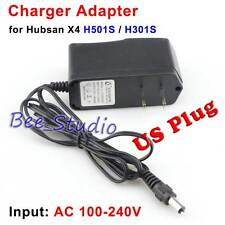 AC 110V 220V US Plug Charger Adapter for Hubsan H301S H501S X4 RC Drone Teile